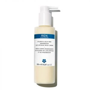 Ren Skincare Atlantic Kelp And Magnesium Anti-Fatigue Body Cream 200 Ml