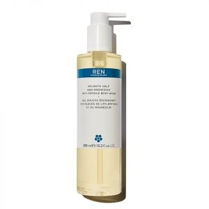 Ren Skincare Atlantic Kelp And Magnesium Anti-Fatigue Body Wash 300 Ml