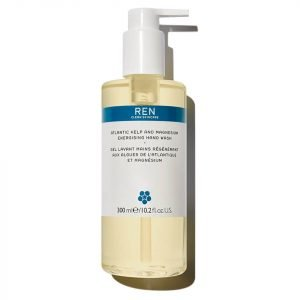 Ren Skincare Atlantic Kelp And Magnesium Energising Hand Wash 300 Ml
