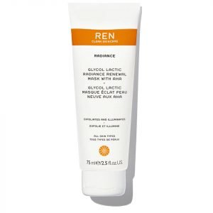 Ren Supersize Glycol Lactic Radiance Renewal Mask