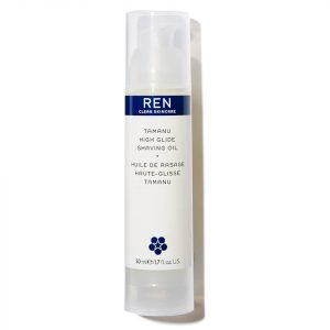 Ren Tamanu High Glide Shaving Oil 50 Ml