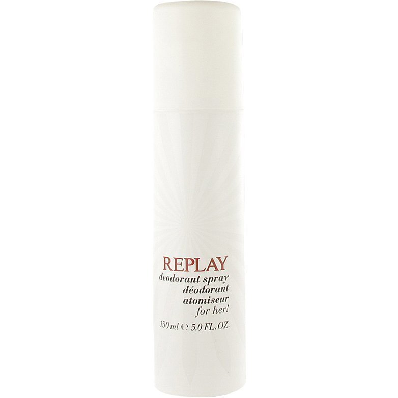 Replay Replay For Her Deospray Deospray 150ml