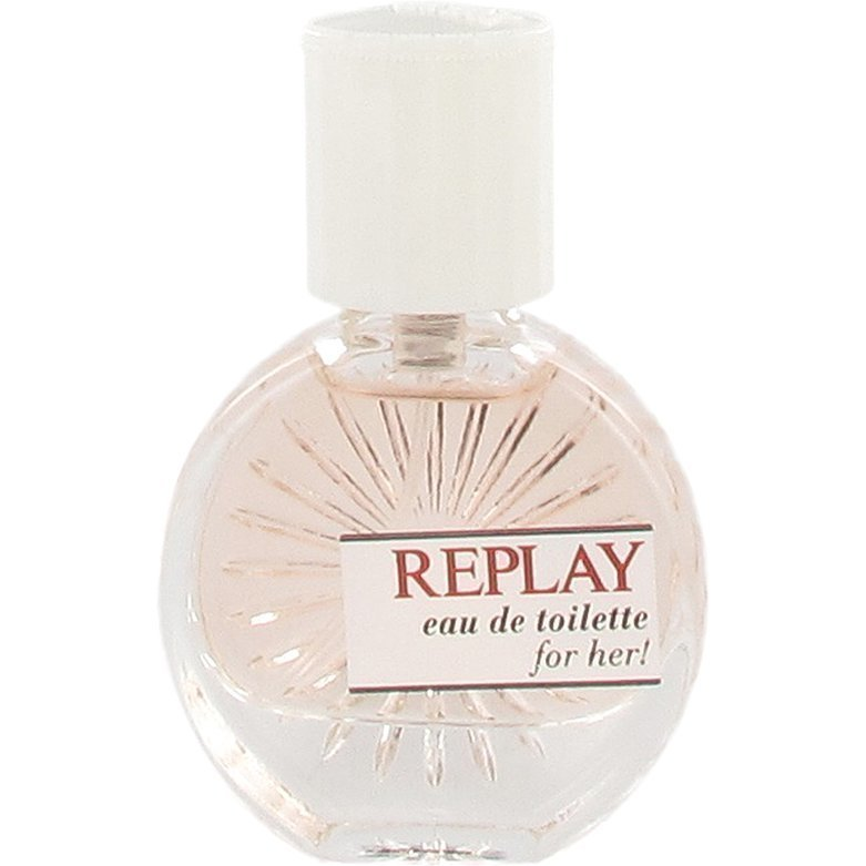 Replay Replay For Her EdT EdT 20ml