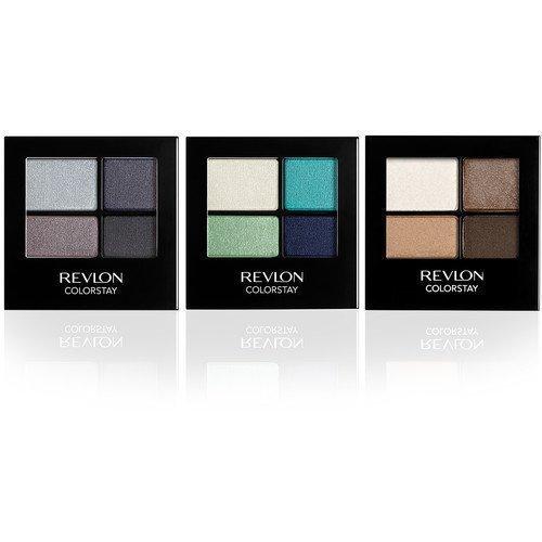 Revlon Colorstay Eye 16 Hour Eye Shadow Quad Inspired