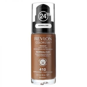 Revlon Colorstay Foundation For Normal / Dry Skin 30 Ml Various Shades Cappuccino