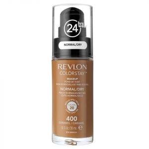 Revlon Colorstay Foundation For Normal / Dry Skin 30 Ml Various Shades Caramel