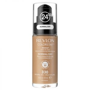Revlon Colorstay Foundation For Normal / Dry Skin 30 Ml Various Shades Natural Tan