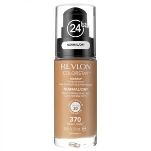 Revlon Colorstay Foundation For Normal / Dry Skin 30 Ml Various Shades Toast