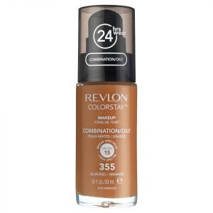 Revlon Colorstay Make-Up Foundation For Combination / Oily Skin Various Shades Almond