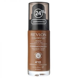 Revlon Colorstay Make-Up Foundation For Combination / Oily Skin Various Shades Cappuccino