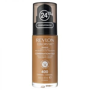 Revlon Colorstay Make-Up Foundation For Combination / Oily Skin Various Shades Caramel