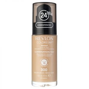 Revlon Colorstay Make-Up Foundation For Combination / Oily Skin Various Shades Golden Beige