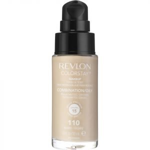 Revlon Colorstay Make-Up Foundation For Combination / Oily Skin Various Shades Ivory
