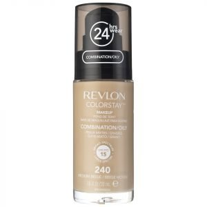 Revlon Colorstay Make-Up Foundation For Combination / Oily Skin Various Shades Medium Beige
