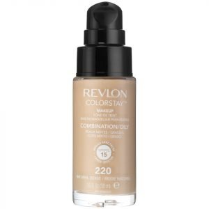 Revlon Colorstay Make-Up Foundation For Combination / Oily Skin Various Shades Natural Beige