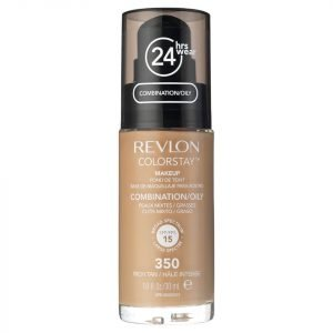 Revlon Colorstay Make-Up Foundation For Combination / Oily Skin Various Shades Rich Tan