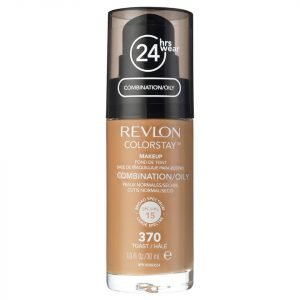 Revlon Colorstay Make-Up Foundation For Combination / Oily Skin Various Shades Toast