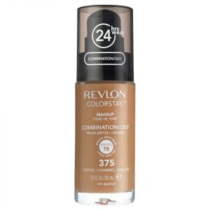 Revlon Colorstay Make-Up Foundation For Combination / Oily Skin Various Shades Toffee
