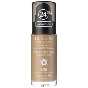 Revlon Colorstay Make-Up Foundation For Combination / Oily Skin Various Shades True Beige