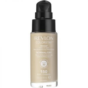 Revlon Colorstay Make-Up Foundation For Normal / Dry Skin Various Shades Buff