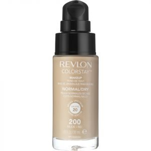 Revlon Colorstay Make-Up Foundation For Normal / Dry Skin Various Shades Nude