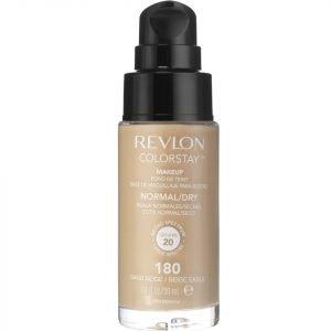 Revlon Colorstay Make-Up Foundation For Normal / Dry Skin Various Shades Sand Beige
