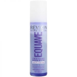 Revlon Equave Blonde Detangling Conditioner 200 Ml