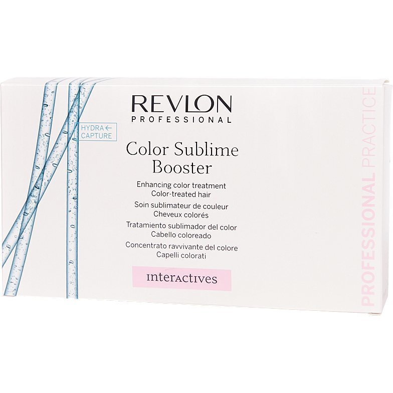 Revlon Interactives Color Sublime Booster 20x10ml