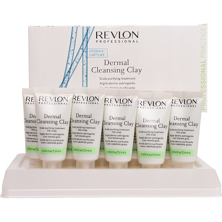 Revlon Interactives Dermal Cleansing Clay 15x18ml