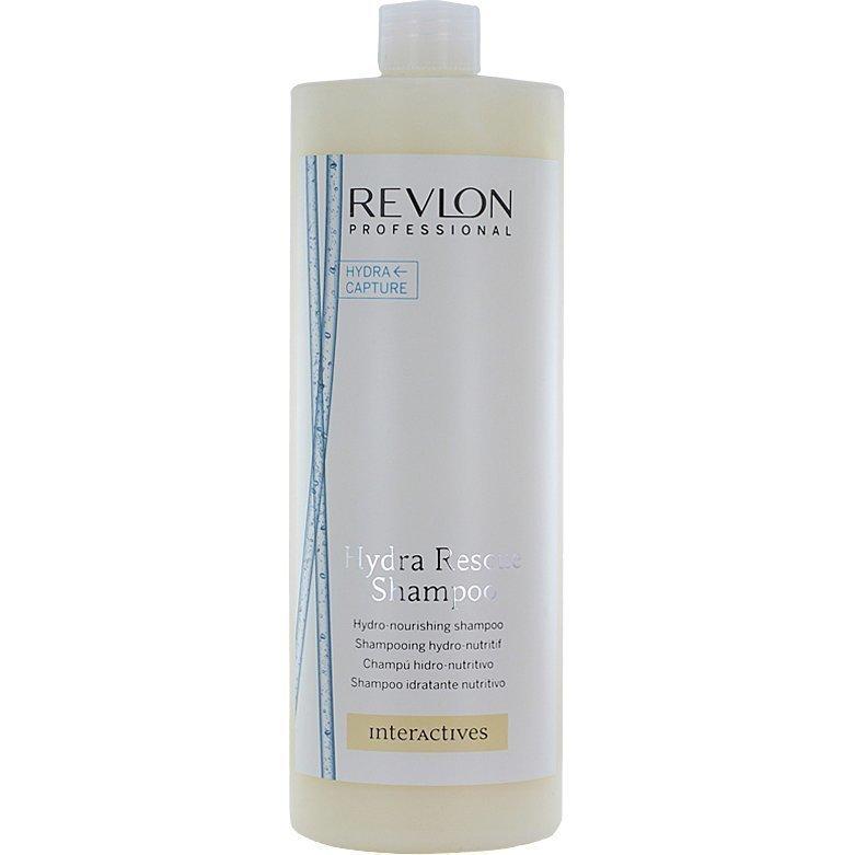 Revlon Interactives Hydra Rescue Shampoo 1250ml