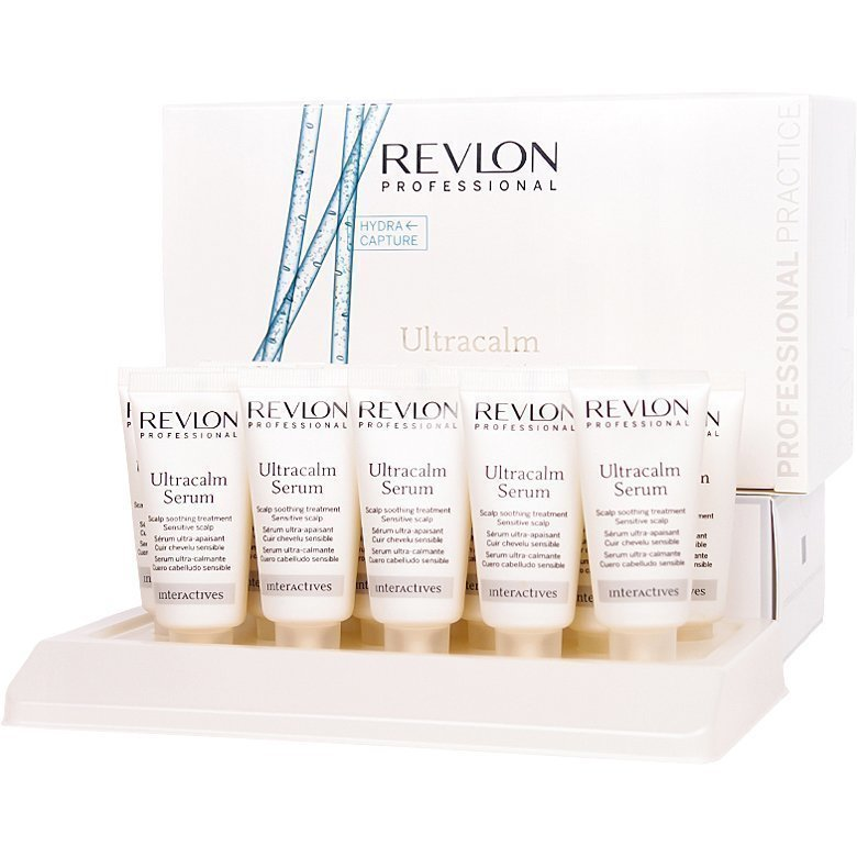 Revlon Interactives Ultracalm Serum 15x18ml