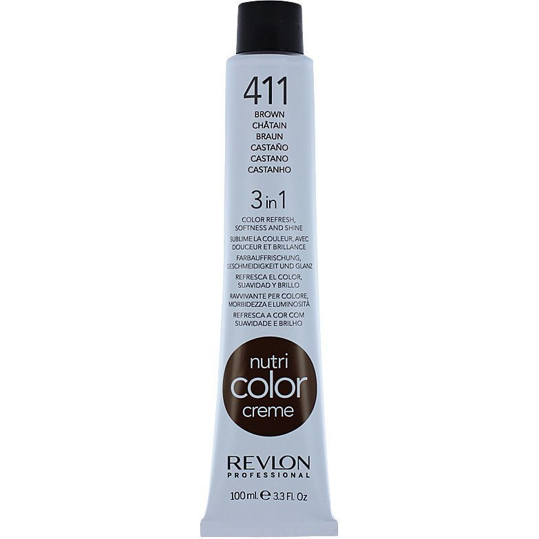 Revlon Nutri Color Creme 411 Brown 100ml