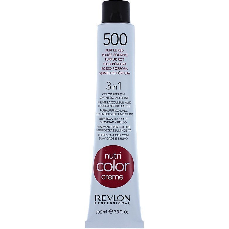 Revlon Nutri Color Creme 500 Purple Red 100ml