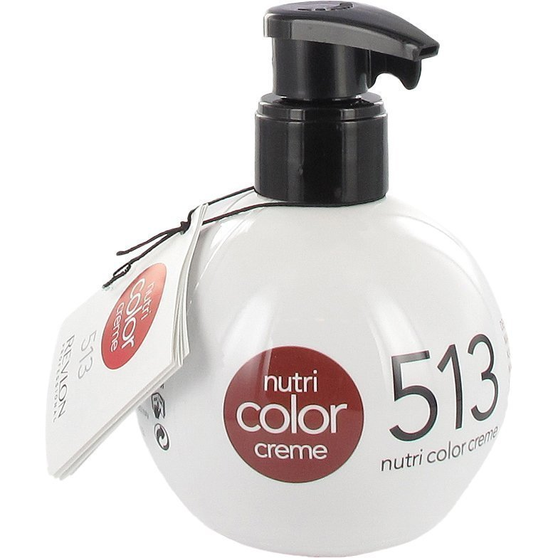 Revlon Nutri Color Creme 513 Deep Chestnut 250ml