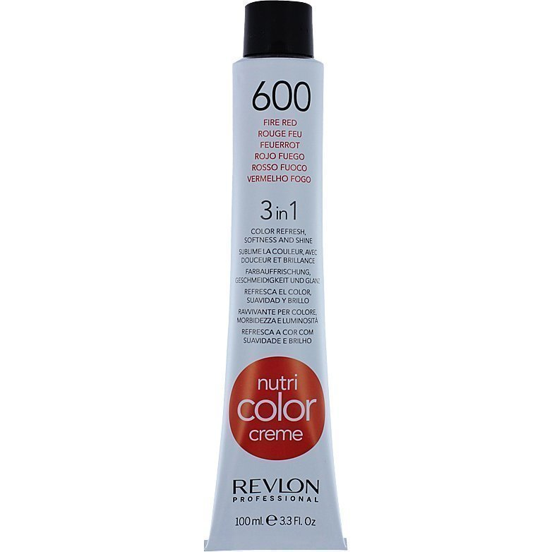 Revlon Nutri Color Creme 600 Fire Red 100ml