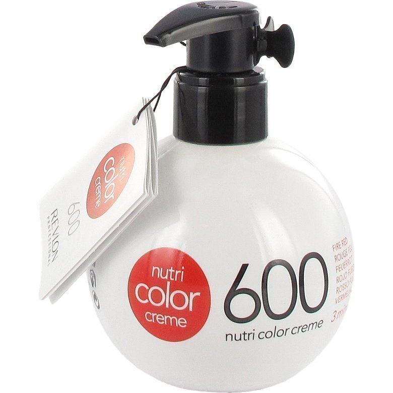 Revlon Nutri Color Creme 600 Fire Red 250ml