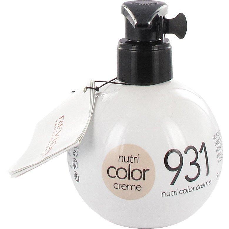Revlon Nutri Color Creme 931 Light Beige 250ml