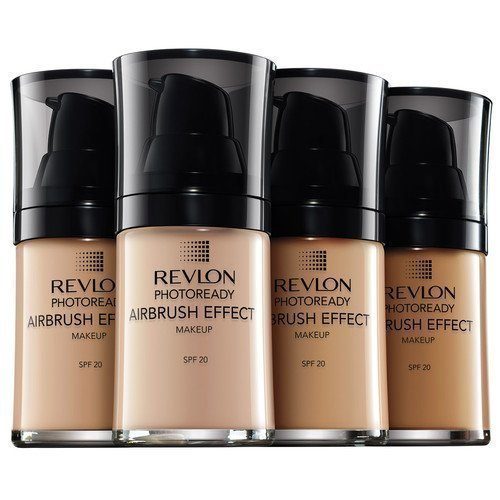Revlon PhotoReady Airbrush Effect Makeup 011 Cappucino