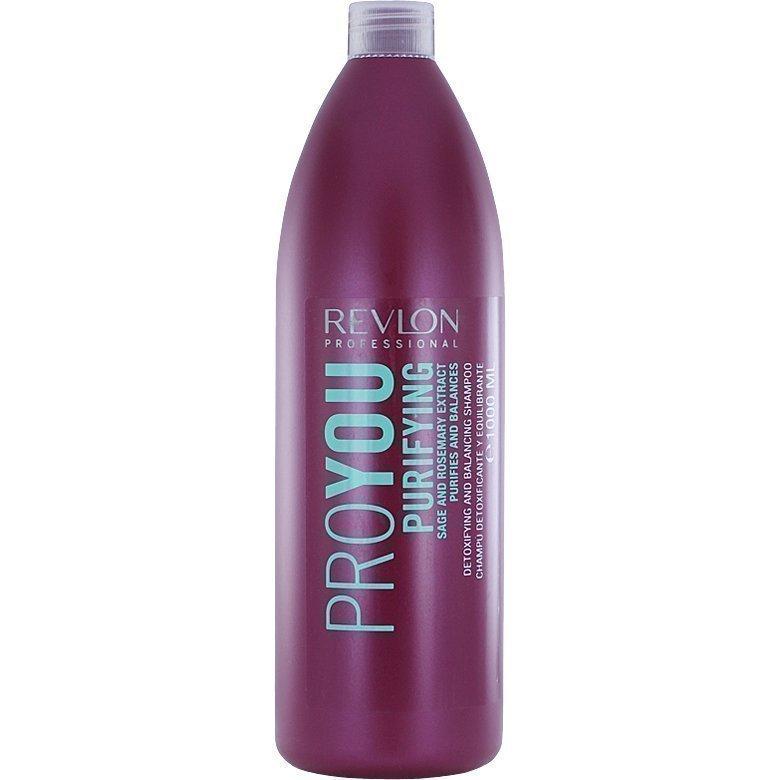 Revlon ProYou Purifying Shampoo 1000ml