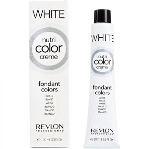 Revlon Professional Nutri Color Creme 000 White 100 Ml