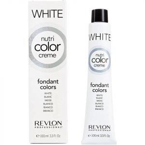 Revlon Professional Nutri Color Creme 000 White 100 Ml
