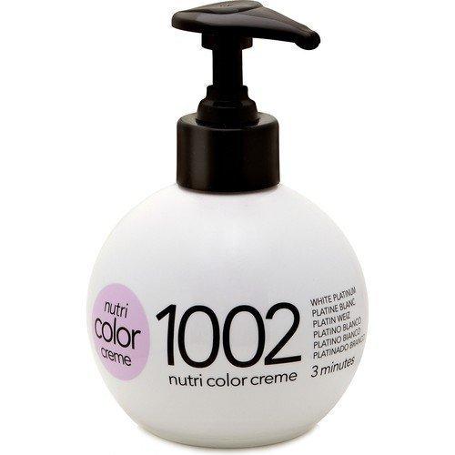 Revlon Professional Nutri Color Creme 1002 White Platinum 100 ml