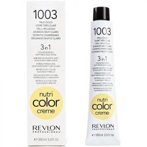 Revlon Professional Nutri Color Creme 1003 Pale Gold 100 Ml