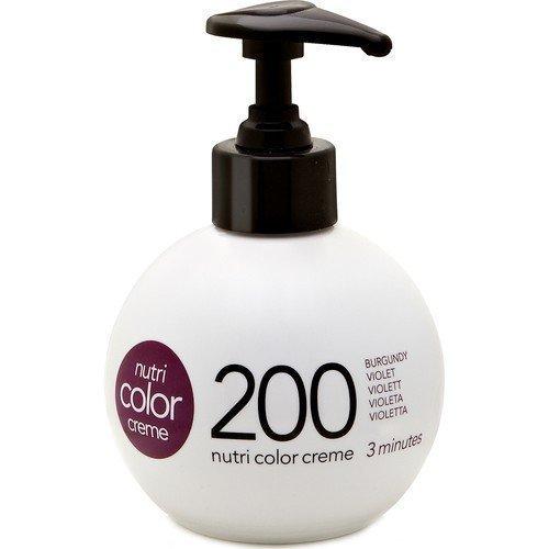 Revlon Professional Nutri Color Creme 200 Burgundy Violet 250 ml