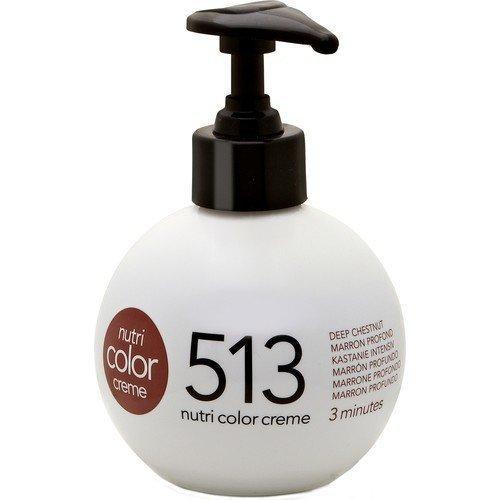 Revlon Professional Nutri Color Creme 513 Deep Chestnut 250 ml