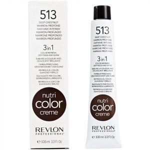 Revlon Professional Nutri Color Creme 513 Frosty Brown 100 Ml