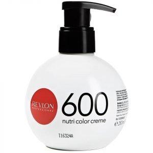Revlon Professional Nutri Color Creme 600 Fire Red 270 Ml