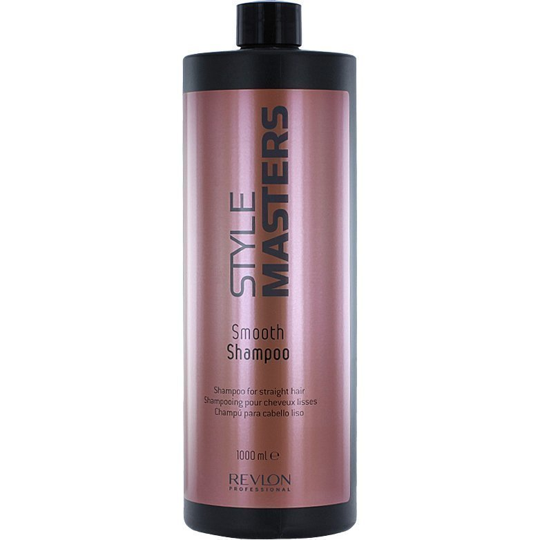 Revlon Style Masters Smooth Shampoo 1000ml