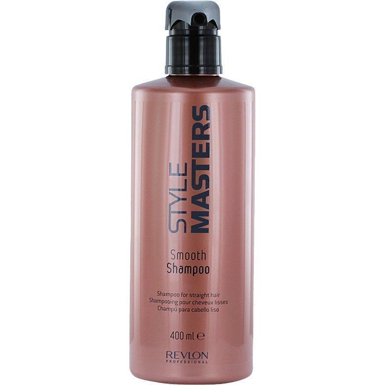 Revlon Style Masters Smooth Shampoo 400ml