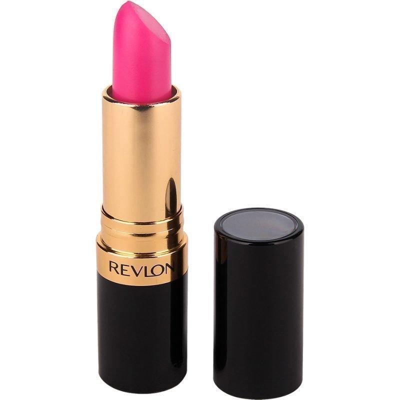 Revlon Super Lustrous Matte Lipstick 014 Sultry Samba 4